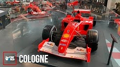 Michael Schumacher's Personal F1 Collection | Eᴘ70: Cᴏʟᴏɢɴᴇ