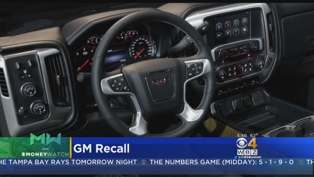 800,000 Chevy, GMC Trucks Face Recall For Steering Problem