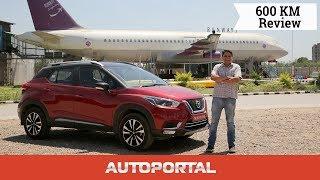 Nissan kicks 600km review - Autoportal