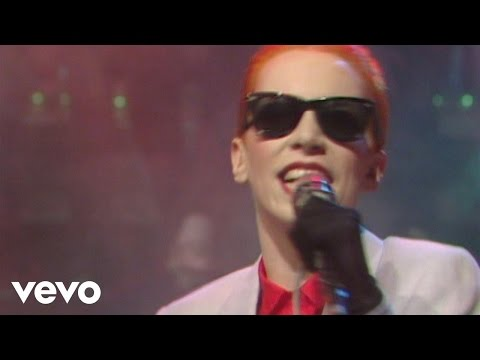 Eurythmics - Sweet Dreams (Are Made of This) [The Tube 1983]