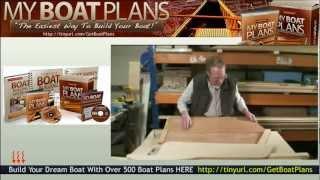 Boat Plans Wood (wood Boat)