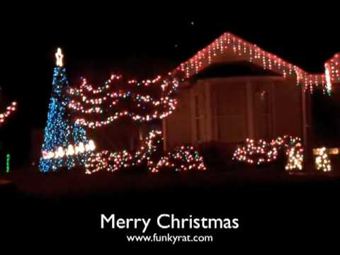 Christmas Lights That Blink To Music