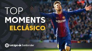 ElClásico: ¡Revive lo mejor del último Clásico en el Santiago Bernabéu!