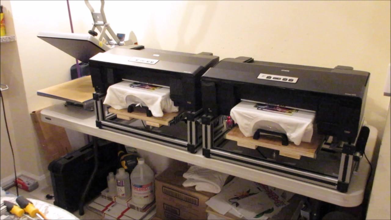 Epson 1430 Nikko DTG V1 Printers by Nikko DTG