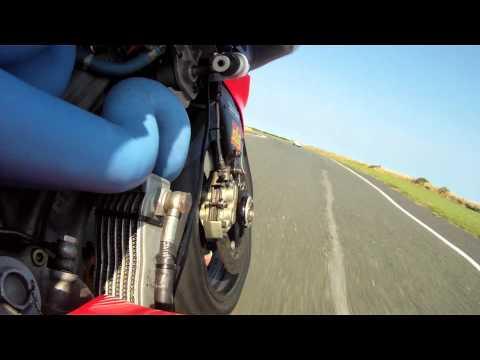 Classic TT 2013 - Festival of Jurby - On Bike - Bruce Anstey - Britten V1000