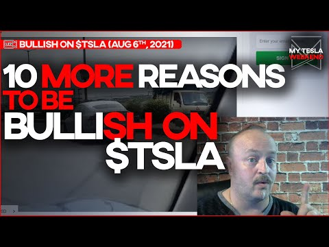 10 Reasons why $TSLA may explode