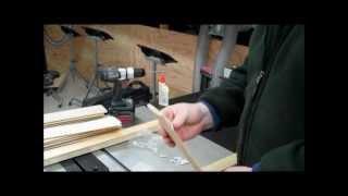 Rockler Shutter System: Assembly