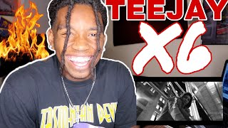 Teejayx6 - Blackmail Shot By @Lacedvis REACTION