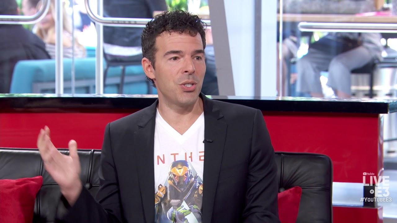Anthem Developer Interview with BioWare GM Casey Hudson