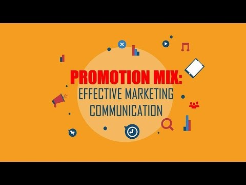 05. Promotion Mix: Effective Marketing Communication [University]