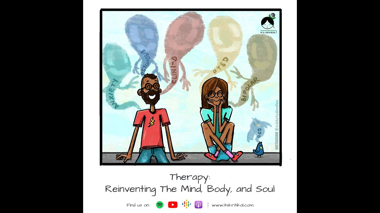 S01E03 Therapy: Reinventing The Mind, Body and Soul