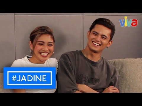 Bumbum Counter with Nadine Lustre & James Reid