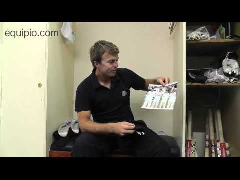 Chris Nash  What's in your sports bag?