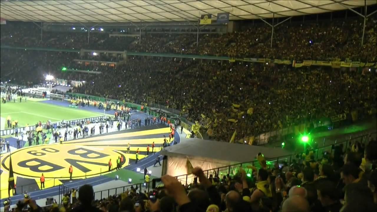 Borussia Dortmund - Bayern München Stimmung Teil 3 BVB