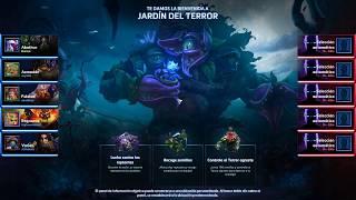 Gambar cover Heroes of the Storm - Jardín del Terror (Abathur)