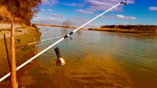 НАКОНЕЦ ТО ЛЕЩ ПОШЕЛ ВОТ ЭТО ЛОПАТЫ Лучшая рыбалка сезона ЛОВЛЯ ЛЕЩА НА ДОНКИ