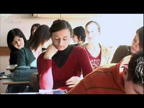 Teacher TV: Teaching History in Bosnia