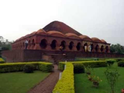 West Bengal Tourism - Bishnupur, Bankura - The Heritage Walk at Bishnupur - Part 1