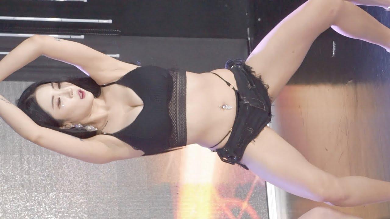 Sexy performance   걸크러쉬(GirlCrush) 보미(Bomi) 직캠 fancam by 큐피트 [10minute Full Cam]