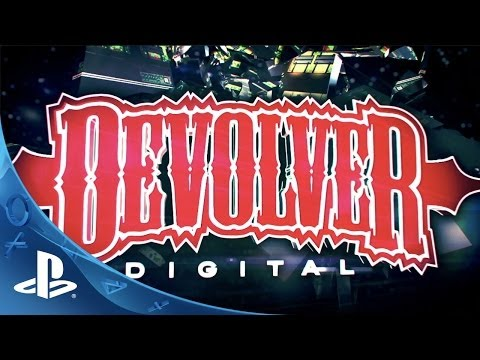 Devolver Digital and PlayStation E3 2014