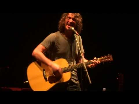 Blow Up the Outside World Chris Cornell@Santander Performing Arts Center Reading, PA 112213