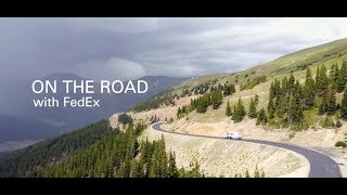 On The Road with FedEx: Colorado
