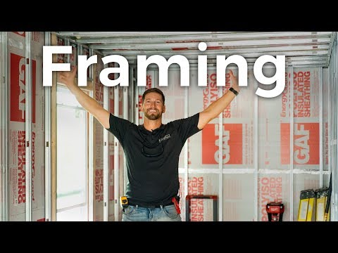 Build a DIY Shipping Container Home Step by Step | Episode 4: Framing