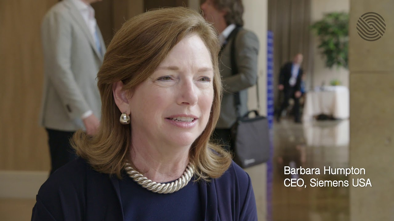 WorkingNation Overheard: Barbara Humpton at Milken Conference 2019 | WorkingNation