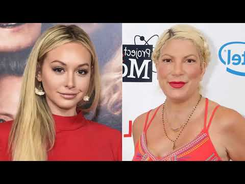 Corinne Olympios Says Tori Spelling Seemed 'Distant' Prior to Police Being Called to Her House