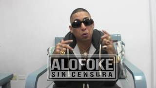 Ñengo Flow habla de Cosculluela / El Alfa / El Mayor / Anuel AA / Planes 2017 (Alofoke Sin Censura) thumbnail
