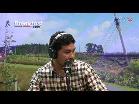 Breakfast Show, 07 SEP 2021 - Radio Samoa