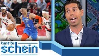 Westbrook heads to HOUSTON! | Time to Schein