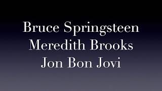 Takamine EF 341 SC Bruce Springsteen Model