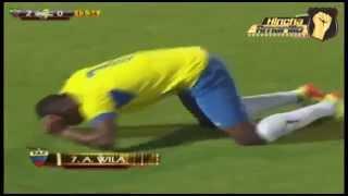 لاعب النصر الجديد مهاجم نادي كاتيوليكا الاكوادوري