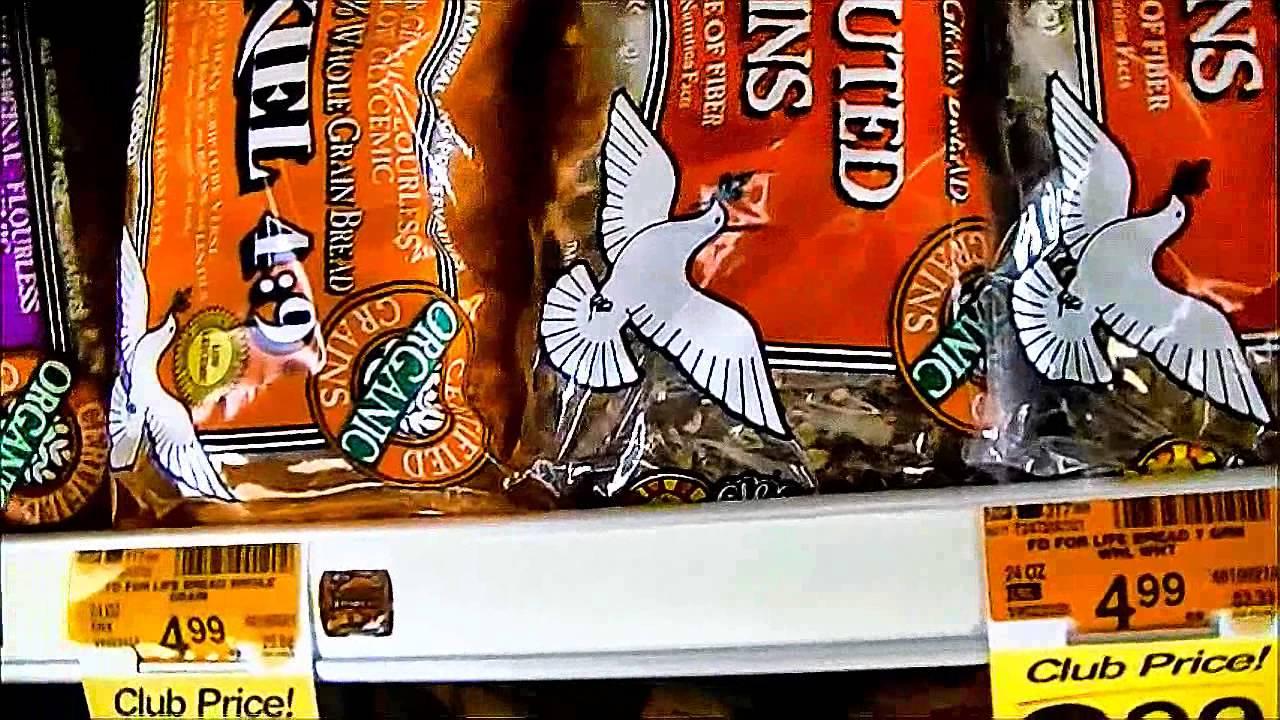 Frozen Ezekiel Bread The Healthiest Bread You Can Buy