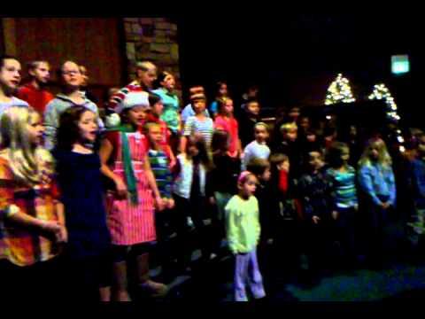 Upper Valley Christian School 2010 Rehearsal