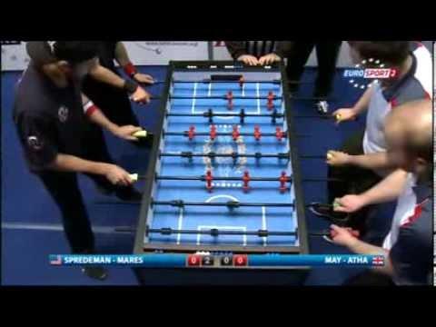 2014 WC Men Doubles Semi Final & Final