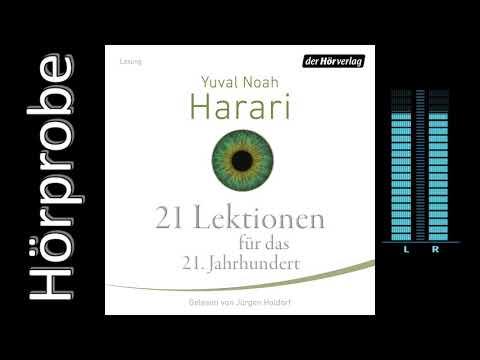 21 Lektionen für das 21. Jahrhundert YouTube Hörbuch Trailer auf Deutsch