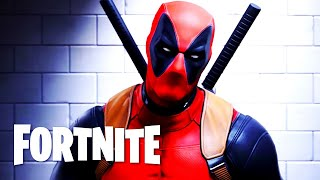 Fortnite - 'Deadpool Has Arrived' Official Trailer