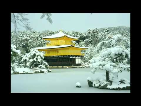 """""""Kinkakuji Kyoto""""Japan Relaxing Music,japanese traditional, Background  Music,Instrumental."""