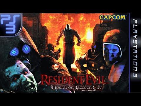 Longplay Of Resident Evil: Operation Raccoon City