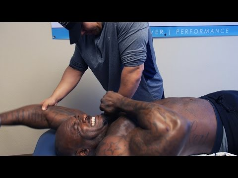 worst pain ever [ Muscle Rehab