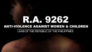 Anti-Violence Against Women & Children