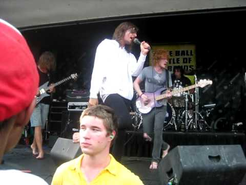 Closure In Moscow - Reindeer Age ~ Warped Tour 2010