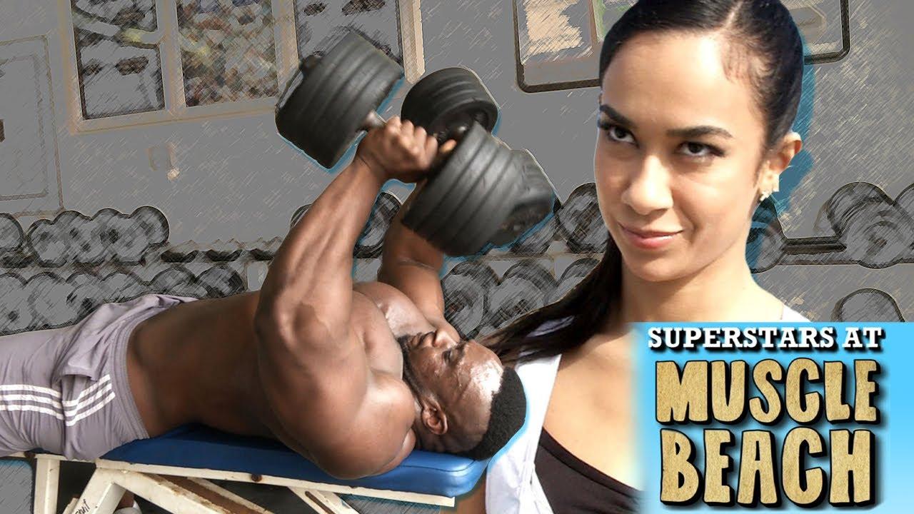 Big e langston workout routine