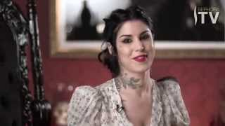 How To Create Kat Von D's Star Shaped Tattoo Thumbnail