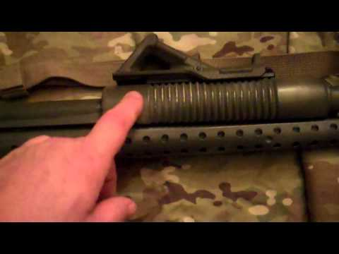 How To Attach A Magpul AFG To Your Shotgun Cheap