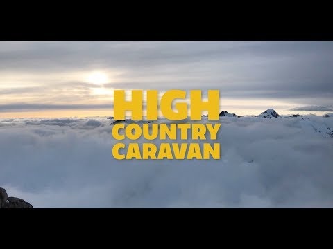 High Country Caravan: Jeremy Jones, Nick Russell & Danny Davis