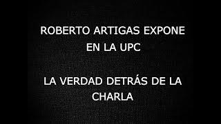ROBERTO ARTIGAS En UPC