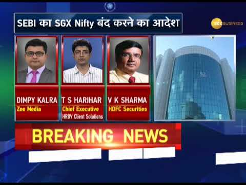 Breaking News: New index to start after SGX Nifty closes